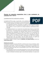 Propuestas Programa Coordinación de Contenidos RD
