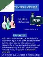 Líquidos y Soluciones