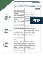 Ingles - Planificacion - 3 Basico