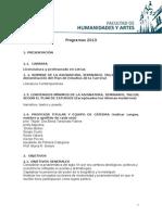 Programa 2013 Definitivo