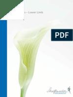 Prosthetics Lower Limb Catalogue 2012