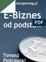 E-Biznes Od Podstaw