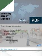 Samsung Smart Signage - Màn hình quảng cáo Samsung