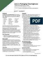 TPCH Fact Sheet