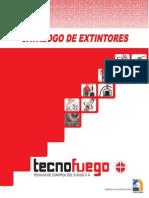 Tecnofuego Catalogo