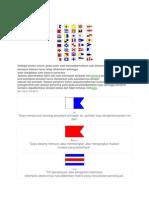 Syarat Bendera Kapal