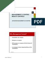 Management Control 1&2