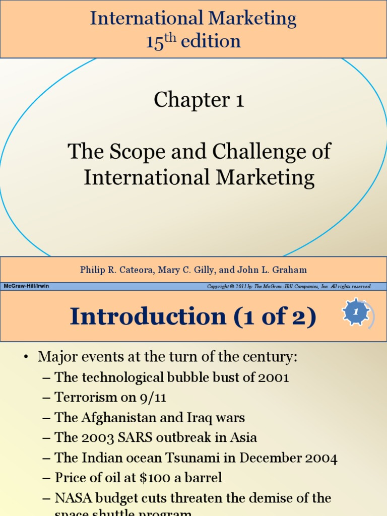 International Marketing Chapter 1 Ppt Marketing Market Economics