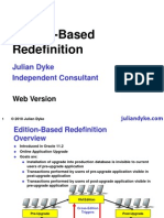 Edition Based Redefinition