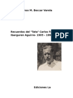 Carlos Federico  Ibarguren Aguirre-