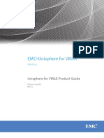 Unisphere Product Guide by EMC