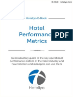 Hotel Performance Metrics EBook