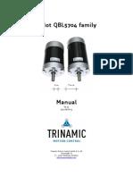 QBL5704 Manual