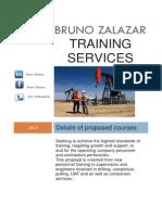 Courses Presentations -Zalazar Bruno Oscar