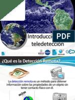 SERVIR Introduccion Teledeteccion