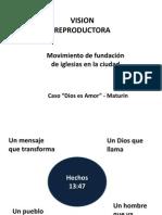Comia 2013 - Vision Reproductora