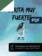 Grita Muy Fuerte Programa de Prevención Del Maltrato y El Abuso Sexual Infantil Asociacio RANA 2010