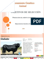 10º Clase - Objetivos Selección - 2014 Rogberg Muñoz