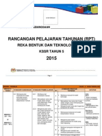 RPT RBT TAHUN 5