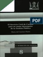 El Servicio Civil de Carrera