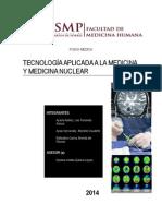 Imagenología y Medicina Nuclear Seminario 03s (Ayasta Baltodano Aylas)