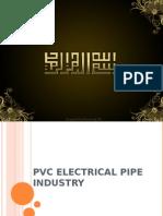 PVC pipe Industry Analysis in Pakistan