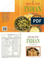 Step by Step Indian Cooking