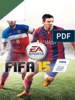 Fifa-15-Manuals Sony Playstation 4 En