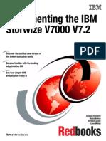 Implementing the IBM Storwize V7000 V7.2