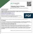 Construction Project Procurement