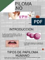 El Papiloma Humano