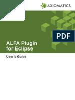 Alfa User Guide
