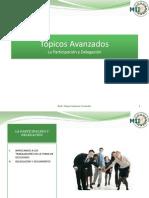 La Participación y Delegación