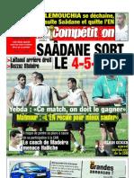Edition du 14/01/2010