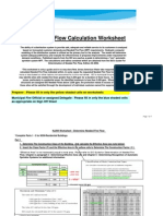 Fire Flow Calculator Worksheet 2011.xls
