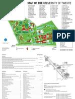 Map University of Twente