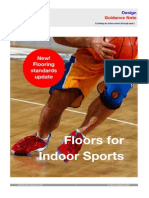Floors for Indoor Sports