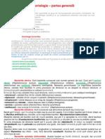 Curs 4 Bacteriologie _ Partea Generală
