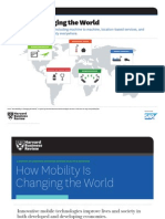How Mobility is Transforming Businesses Industries & the World
