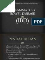 Presentasi Inflammatory Bowel Disease