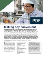 Making Soy Convenientpdf