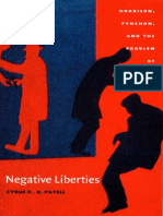 Negative liberties [Morrison, Pynchon and the Problem of Liberal ideology] by Cyrus Patell [2001] R.pdf
