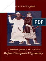 Before European Hegemony [the World System, A.D. 1250-1350]