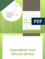 SPM Bab 14 Organisasi Jasa