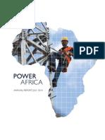 USAID PowerAfrica AR July2014