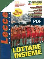 Lecce Magazine 2001 n. 5