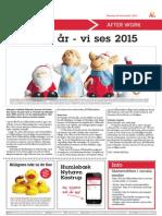 Gott Nytt År - Vi Ses 2015