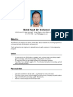 Resume Template Chronological Free Resume Templates0