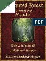 January 2015 Enchanted Forest Magazine