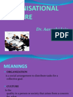 Organisational Culture Ppt